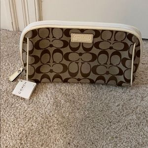 Coach Cosmetic Bag